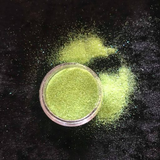 Buy Cheap Apple Green Glitter at Gliterized