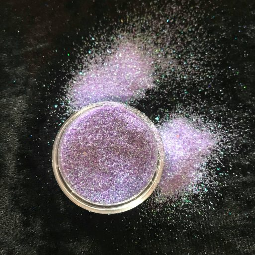 Buy Holographic Lilac Glitter